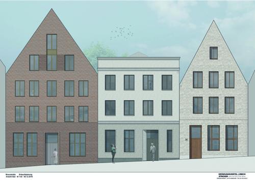 Gründerviertel Lübeck conplan gmbh wohnprojekte in norddeutschland gründungsviertel